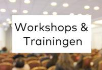 Workshops en trainingen