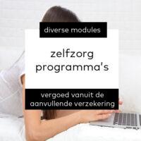 Zelfzorg Programma's